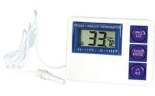 Дигитални термометри за хладилни помещения