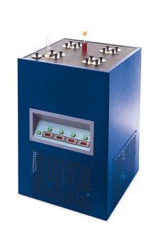 Апарати за определяне на температура на помътняване и температура на втечняване