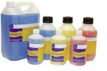 Сертифицирани pH буферни  разтвори при 25 С, цветни, проследими до NIST