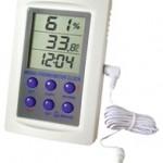 Термовлагомери за помещения