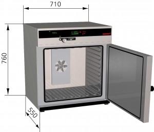 Универсална сушилня до 300°C