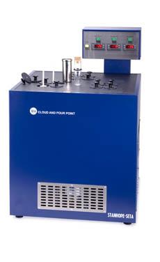 Криостати за определяне на температура на помътняване и температура на втечняване
