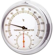 Циферблатни термовлагомери и барометри