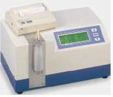Апаратура за анализ на мляко