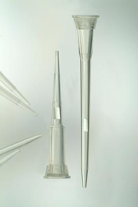Накрайници с филтър за автоматични пипети 0,1 – 10 µl и 0,5 – 10/20 µl