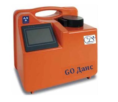 """Монохроматичен рентгенов флуоресцентен анализатор с дисперсия на дължината на вълната. Производство на """"Данс Фарма"""" ЕООД"""